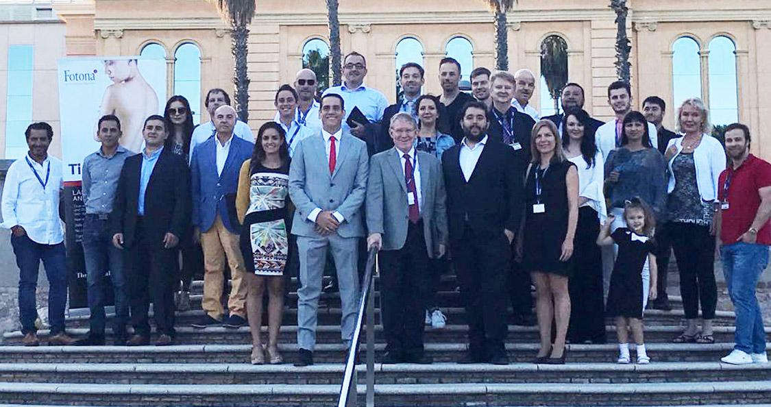 Congreso 5CC Barcelona